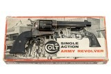 colt single action army 2nd generation 357 mag