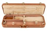 BROWNING BELGIUM SUPERPOSED CASE FOR 2 BARRELS - 1 of 2