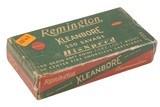 Remington Kleanbore 250 Savage - 1 of 1