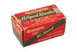 Remington Hi-Speed KLeanbore 22 WRF