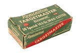 Remington Targetmaster 38 Special - 1 of 1