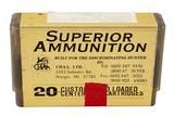 Superior 375 H&H