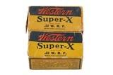 WESTERN SUPER-X
