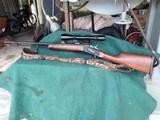 Pedersoli 50cal in-line ML Rolling Block Rifle