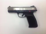Ruger SR9 9mm - 1 of 5
