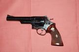 Smith & Wesson Model 29 4 Screw 6 Inch