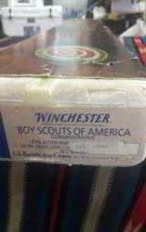 winchesterBoy Scouts of America 22 lr