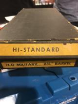 High Standard HD Military