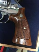 SMITH & WESSON MODEL 27-2 - 4 of 7