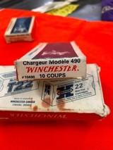 Winchester model 490 magazine's - 2 of 3