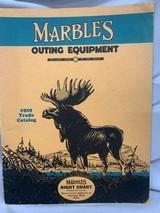 Marbles Catalog ( 1929 )