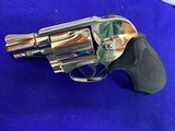 Smith & Wesson Model 49 Nickel