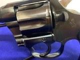 Colt Police Positive 38 - 6 of 8
