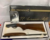 Browning Auto 22 LR. - 1 of 5