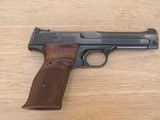 SMITH & WESSON, MODEL 41, .22LR - 6 of 10