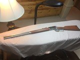 """Rossi 1892 Rifle 44mag, 24"""" Octigon stainless steel and wood, new in box"""