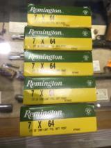 Remington core lock 7X64