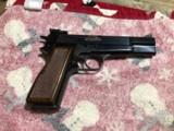 Browning HiPower C 9mm