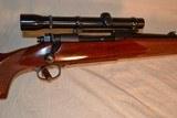 Winchester M-70 Per 64 Cal.270 w/Scope - 4 of 15