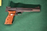 Smith & WessonM - 41 - 7 inch Barrel w/Factory Case & 2 Mags - 7 of 10