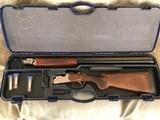 "Beretta 686 Silver Pigeon I 20ga O/U shotgun with 28"" barrels"