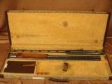 Winchester 101 Diamond Grade O/U and unsingle trap barrels w/ double case
