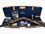 "Blaser F3 Sporting Siena - 12ga/32"" - RH - Grade 8 wood - new gun"