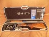 Beretta 692 Sporting - 12ga/30