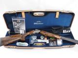 """Blaser F3 Vantage Luxus - 32""""/12ga - RH - new gun"""