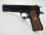 Colt Government Model 1911 - MK IV Series 70 - blued - presentation case