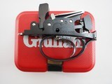 Giuliani trigger for Perazzi MX - top first - adj. LOP - blued - 1 of 1