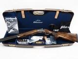 "Blaser F3 Grand Luxe Vantage - wood grade 7 - 12ga/32"" - RH - new - 1 of 8"