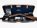 "Blaser F3 Competition Sporting - Florenz - 12ga/32"" - new - 1 of 9"