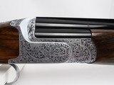 "Yildiz ProStar engraved/scroll - 12ga/32"" - RH - new - 1 of 10"