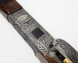 Blaser F3 Super Trap - Black Leaf Scroll - hand engraved!
