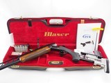 PFS Special - Blaser F3 Super Trap combo - used