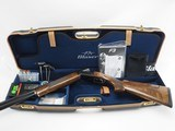 """Blaser F3 Competition Sporting - 12ga/32"""" - new - 1 of 7"""