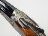 "Kolar Max Lite Sporting - 24k gold inlaid, hand engraved by Bob Strosin - 12ga/32"" RH - NEW - 5 of 13"