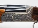 "Kolar Max Lite Sporting - 24k gold inlaid, hand engraved by Bob Strosin - 12ga/32"" RH - NEW - 1 of 13"