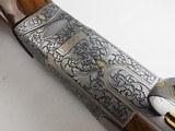 "Kolar Max Lite Sporting - 24k gold inlaid, hand engraved by Bob Strosin - 12ga/32"" RH - NEW - 6 of 13"