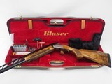 Blaser F3 Luxus Super Trap combo - RH - double release - used/excellent
