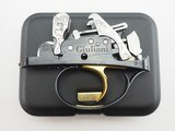Giuliani trigger for Perazzi - Double Release - MX 2000 Engraving - gold blade - 1 of 4
