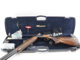 """Blaser F3 Standard Competition Sporting- 12ga/32"""" - used"""