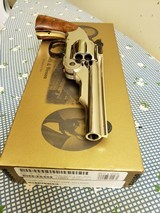 """Smith and Wesson 45 Schofield Nickle 5"""""""