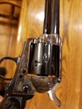 Colt SAA 45LC P2850 Black Powder Frame