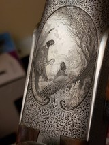 Rizzini R1 Firmo Fracassi Engraved