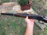 Antique Winchester 1886 short rifle