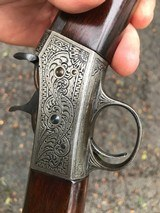 Factory Engraved Remington