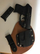Ruger LCP 380 with laser and holster