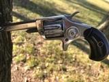 Antique Colt New LIne 22 - 1 of 7